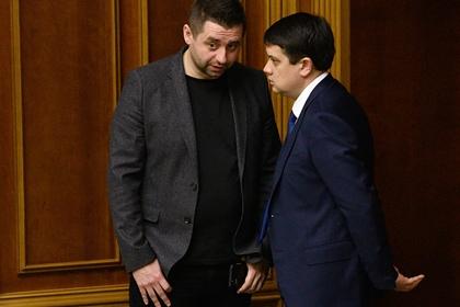 В партии Зеленского анонсировали кадровые перестановки
