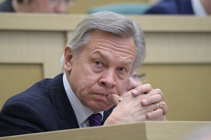 Пушков отреагировал на слова Украины о прощении Германии за Вторую мировую войну