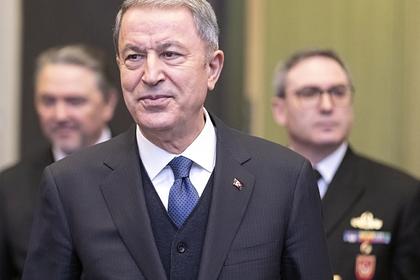 В Турции заявили об отсутствии цели вооруженного противостояния с Россией