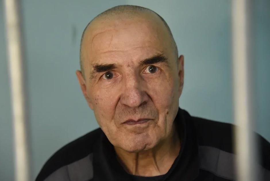 Александр Зубарев. Убийца двоих человек. Совершил серию тяжких преступлений против личности