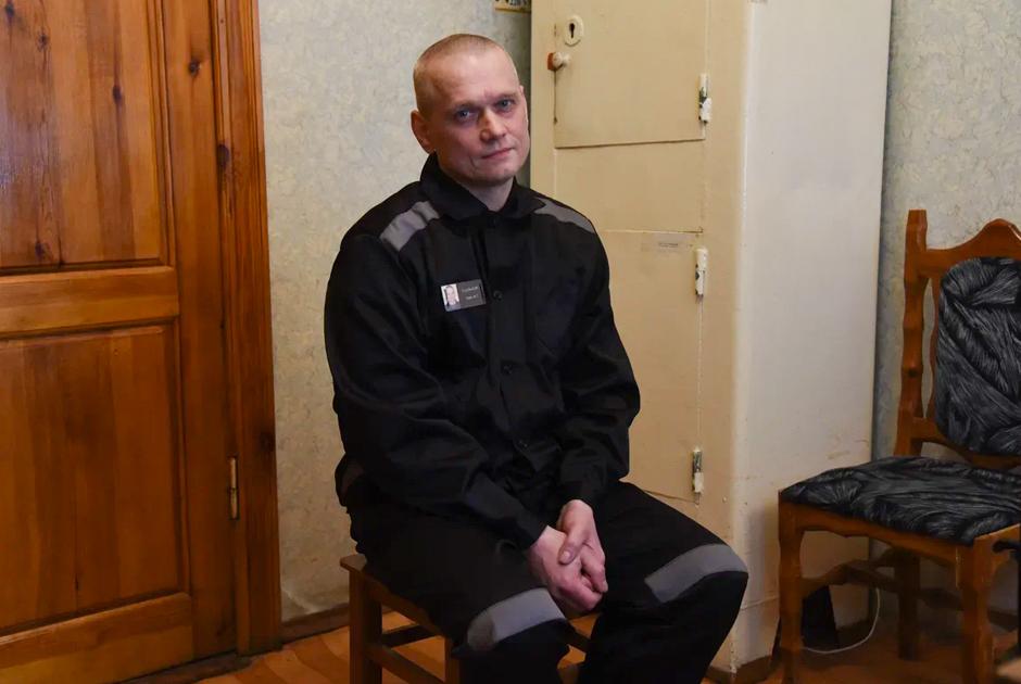 Борис Голубев. Убийца двоих человек