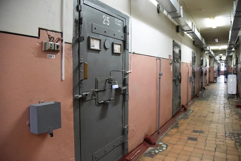 Участок для пожизненно осужденных в мордовской «Единичке»