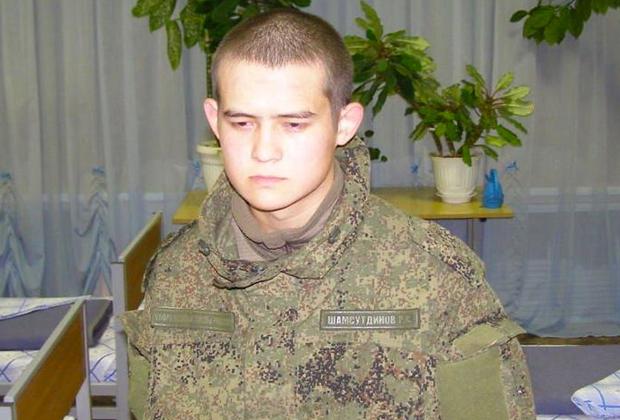 Рамиль Шамсутдинов