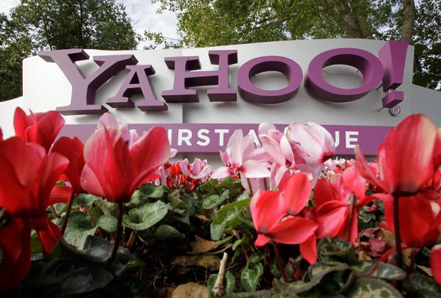 Компания Yahoo — один из символов «пузыря доткомов»