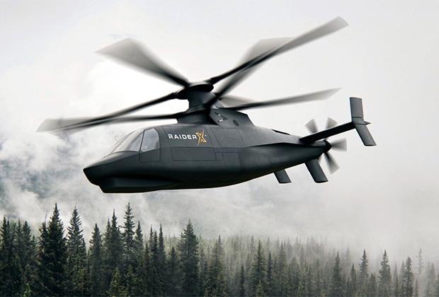 Sikorsky Raider X