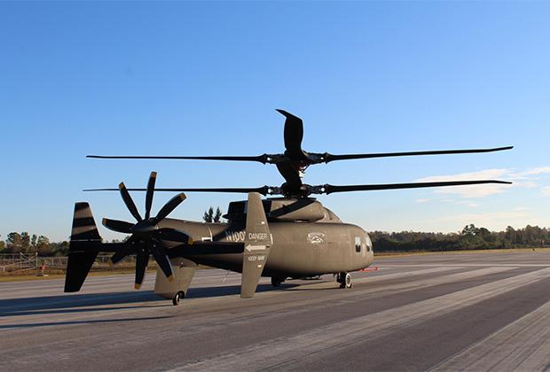 Sikorsky–Boeing SB>1 Defiant