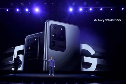 Samsung GalaxyS20 Ultra провалил тест на прочность