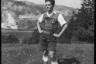 Портрет молодого австрийца. Австрия в составе Третьего рейха после аншлюса в 1938 году.