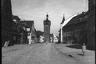 Городская улица. Австрия в составе Третьего рейха после аншлюса в 1938 году.