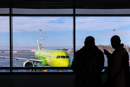 Российская авиакомпания сделала все билеты возвратными из-за коронавируса