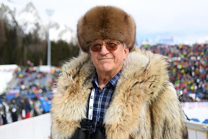 Тихонов ответил Губерниеву на слова о «стукачке» российского биатлона