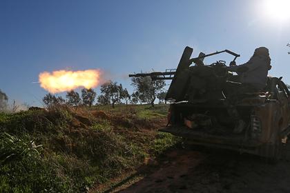 Террористы обстреляли стратегически важный город в Сирии
