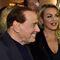 Сильвио Берлускони и Франческа Паскале