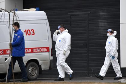 В Москве ввели особый режим из-за коронавируса
