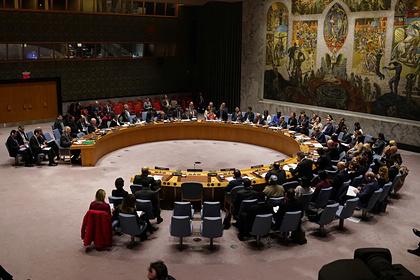 В Совбезе ООН Россию обвинили в кибератаке на Грузию