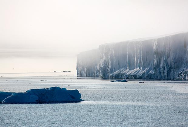 Остров Рудольфа архипелага Земля Франца-Иосифа