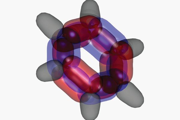 Решена 70-летняя загадка молекулы со структурой в 126 измерениях thumbnail