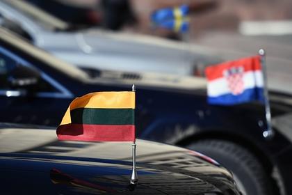 Россия ответила на задержание организаторов «Бессмертного полка» в Литве