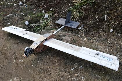Российские средства ПВО сбили беспилотники боевиков в Сирии