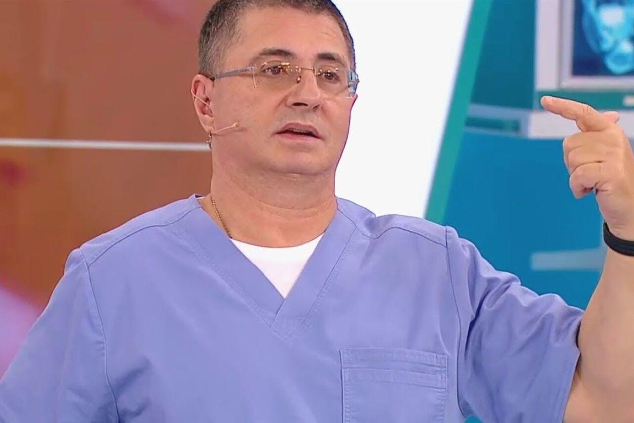 Доктор Мясников признал ошибку в своем прогнозе по коронавирусу