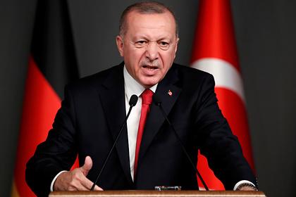 Эрдоган назвал основную цель Турции в Сирии