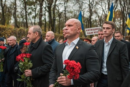Украинский депутат приедет на Парад Победы в Москву