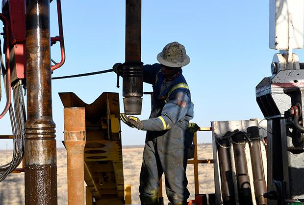 Добыча сланцевой нефти
