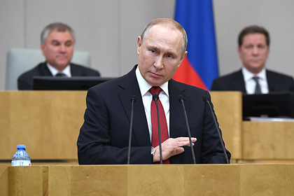 Путин поднял акции крупнейших российских компаний