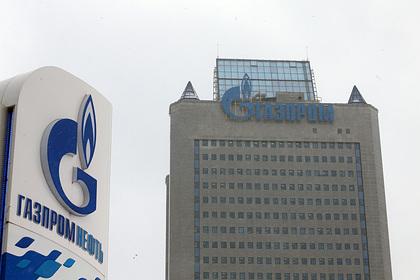 Доходы «Газпрома» обвалились