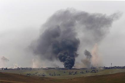 Американские военные атаковали базу рядом с границей Сирии