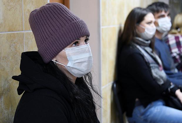 Больница в Чите