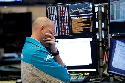 Американские рынки рухнули