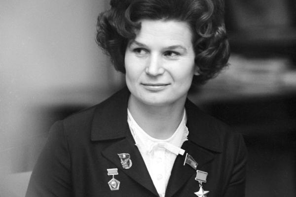 Валентина Терешкова, 1971
