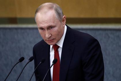 Путин заявил о недопустимости олигархов во власти
