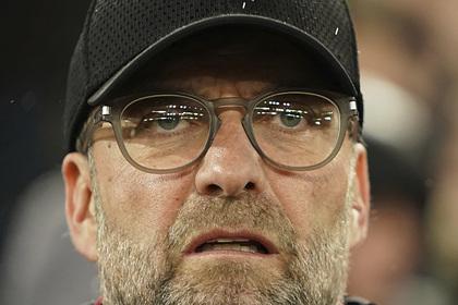 Тренер «Ливерпуля» обматерил фанатов перед вылетом из Лиги чемпионов
