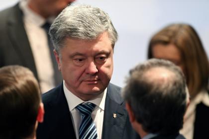 ГБР 13марта намерено вручить Петру Порошенко подозрение итребовать его ареста,