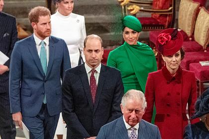 Отношения между принцем Гарри и принцем Уильямом безнадежно испортились