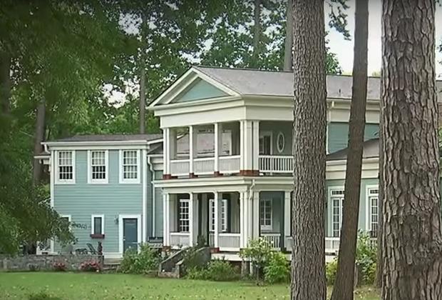 Дом, в котором жили Клейтоны