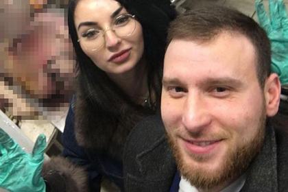 Татьяна Пурышева и Вячеслав Горнеев