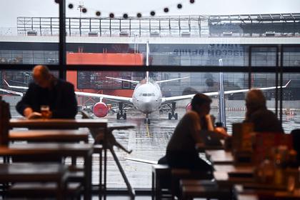 Россия ограничит пассажирское авиасообщение с Европой