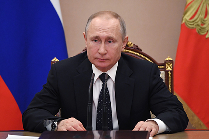 Путин рассказал о потерях Европы от антироссийских санкций