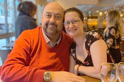 Жена подарила свою почку мужу на 50-летие