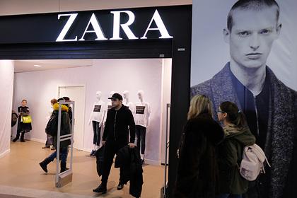 В Zara задумались о закрытии магазинов в России из-за коронавируса