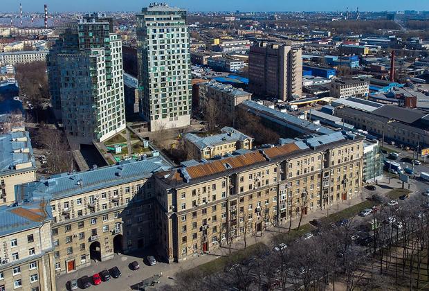 Улица Кузнецовская (Санкт-Петербург)