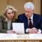 Сергей Собянин и Татьяна Голикова