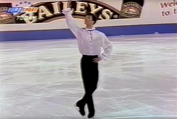 Чемпионат Европы-1996. Игорь Пашкевич