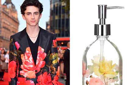 Найдено сходство между одеждой самого стильного мужчины и антисептиками для рук
