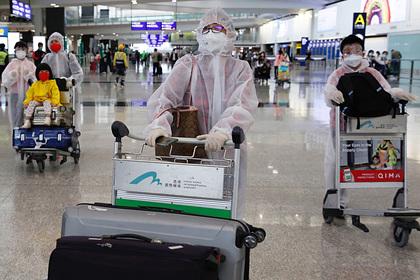 ВКитайской республике  назвали ошибки европейских мед. сотрудников  при лечении коронавируса