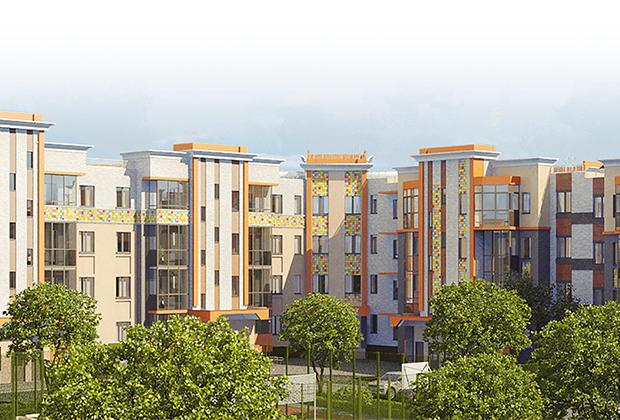 ЖК Smart-квартал «Аккорд»