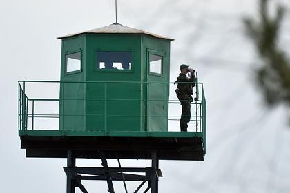 Белоруссия перебросит сотни пограничников на границу с Россией